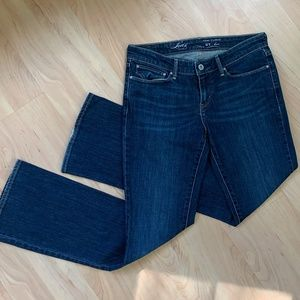 Levi's Denim Curve Boot Cut Jeans
